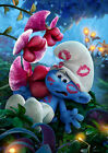 Smurfs The Lost Village (2017) V3 - A1/A2 POSTER **BUY ANY 2 AND GET 1 FREE**