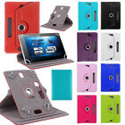 Rotating Stand Flip Case For RCA Viking Pro 10 / Cambio W101 V2 10.1 inch Tablet