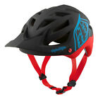 Troy Lee Designs 2017 A1 MIPS Classic Bike Helmet Black/Red All Sizes