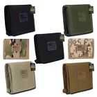 USA American Flag Tactical Patriotic Military Trifold Camo Wallet Money Holder