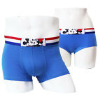 Couple Briefs Lover Underpants Women Panties Men Boxer Disney Underwear P-04