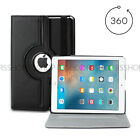 Apple iPad 2 3 4 PU Leather 360 Degree Rotate Cover Stand Case