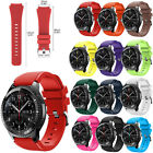 Sport Rubber Silicone Watch Band Strap For Samsung Gear S3 Frontier Classic 22mm image