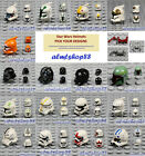 Kyпить LEGO Star Wars - PICK YOUR HELMET STYLE - Storm Shock Clone Trooper Minifigure на еВаy.соm
