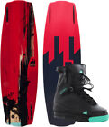 CTRL THE IMPERIAL PARK 135 2015 inkl. SUPREME Boots Wakeboard Set mit Bindung