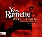 With Passion: Works for Solo Piano, New Music