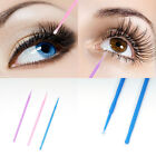1.5-2.5mm Disposable Micro Brushes Makeup Regular Tool Eyelash Swabs Pack of 100