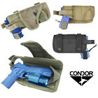 Condor MA68 MOLLE Tactical Hunting Horizontal Secure Universal Pistol Holster