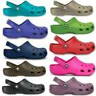 Crocs CLASSIC Unisex Mens Womens Summer Comfy Casual Slip On Mule Croslite Clogs