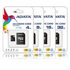 sd card galaxy 5 - ADATA 32GB 16GB 8GB 4GB Micro SD HC Class 4 Memory Card Galaxy Tab 3 S4 S5 Lot