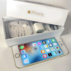 Apple iPhone 6 Gold 16 64GB Unlocked for International GSM CDMA BOX Accessories