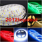 DC12V 16ft 1-5M 5630 waterproof 300 LED Light Strip Flexible Ribbon 3M Tape lamp