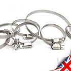 STRONG Garden Jubilee HOSE CLIPS Pipe Clamps Stainless Steel W2 8-240mm MIX&PICK
