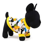 Mickey Mouse Pet Dog Coat Hoodie Cartoon Donald Duck Puppy Apparel Shirt Clothes