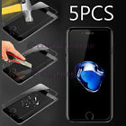 5 PCS High Quality Premium Tempered Glass Screen Protector for Various ASUS