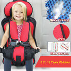 Foldable Safety Baby Car Seat Toddler Infant Convertible Booster