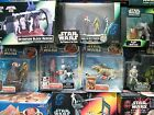 STAR WARS MIXED PLAYSETS, FIGURES & VEHICLES SELECTION - ALL BOXED - SEE PHOTOS!