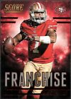 2014 Score Franchise Blue - Finish Your Set - *WE COMBINE S/H*