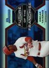 2013 Bowman Draft Future of the Franchise Blue - Finish Your Set