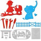 Metal Cutting Dies Stencil DIY Scrapbooking Album Papers Card Embossing Crafts