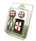 Golf Gift Set National Flags & Novelties Ideal Golfers Present & Society Prizes