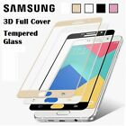 3D EDGE FULL COVER COVERAGE TEMPERED GLASS SCREEN PROTECTOR FOR SAMSUNG A5 2017