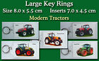 Large Key Rings Modern Tractors