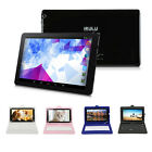 "iRULU 10.1"" Android 5.1 Lollipop Tablet PC Octa Core 16GB HDMI GMS with Keyboard"
