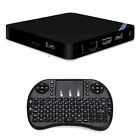 4K Mini Smart TV Box Android6.0 S905X Quad Core 1G/8G 2.4G WiFi Media Player Lot