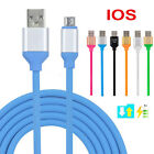 1.2m 2a Quick Soft Tpe Usb Data Sync Fast Charger Cable For Iphone 5 6 6s 7 Plus