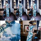 2017two-piece cardigan cheongsam long section retro  showcale cheongsam dress