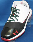 NEW Youth Under Armour BGS Black Ice Shoes - 1223124-101
