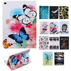 For iPad Air 2 / Air 1st Gen Pattern Flip Leather Folio Stand Card Cover Case