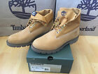 Timberland Roll Top Boots Gr.41 42 43 44 6634A Stiefel Herren 6in wheat beige