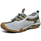 Mens Fashion Outdoors Water Shoes Trail Hiking Sports Breathable Non Slip Shoes