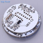 1/5Pcs Microwave Radar Sensor Switch Module Human Body Induction Detector 5-8m
