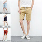 New Fashion Mens Casual Cargo Shorts Summer Short Trousers Slim Fit Shorts Pants