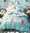 American Pastoral Parachute Printed Bedding Sets Duvet Cover Pillow Cases Queen