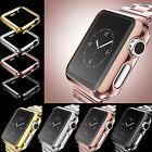 Hard Bumper Case Slim Protective Cover For Apple Watch iWatch Series 2 38mm/42mm