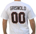 Clark Griswold Jersey T Shirt Christmas Vacation Movie Hockey Chicago Blackhawks