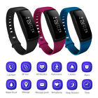 Smart Sport Band Watch Bracelet Blood Pressure Heart Rate Waterproof Wristband