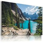 PARADISE VIEW , View Canvas Wall Art Picture Large SIZES  L179  X