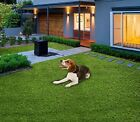 Premium Synthetic Turf Green Artificial Grass Lawn Landscape Dog Fake Grass