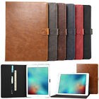 Luxury Leather Folio Stand Smart Case Cover For Apple iPad Mini/Air/Pro 9.7 10.5