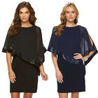 Fashion Women Splicing sequins Evening Party Cocktail Pleated Mini Office Dress