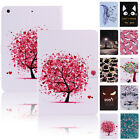 For iPad 2 3 4 Luxury Pattern Leather Smart Cover Folio Stand Shockproof Case