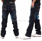 """PEVIANI """"LITTLEPORT STAR"""" MENS BOYS STRAIGHT FIT JEANS G IS TIME NAPPY MONEY DB"""