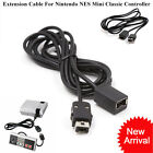 Controller Classic 6FT /10FT Gamepad Extension Cable Mini For Nintendo NES Game