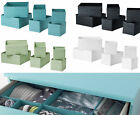 IKEA Skubb Hanging Wardrobe Clothes Organiser / Bedroom Shoe and Storage Boxes