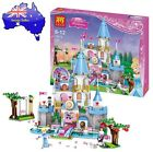 12 New Girls Lego Building Blocks Set Educational Toys Kids Birthday Xmas Gift